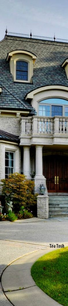 ❈Téa Tosh❈ 4 Dream Homes Country Homes, Foyers, Hallways, Decor Interior Design, Dream Homes, My Dream, Fairytale, Luxury Homes, Beautiful Homes