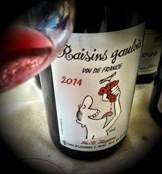 El Alma del Vino.: Marcel Lapierre Raisins Gaulois 2014.