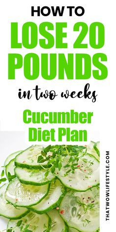 Weight Loss Meals, Healthy Weight Loss, Diet Plans To Lose Weight, How To Lose Weight Fast, Weight Loss Tablets, Green Tea For Weight Loss, Lose 10 Pounds In A Week, Fat Burning Drinks, Cucumber