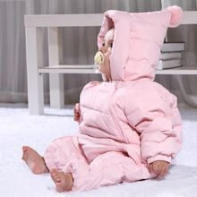 new winter baby snowsuits duck down jacket