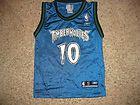 For Sale - Vintage Minnesota Timberwolves Wally Szczerbiak Youth S Basketball Jersey Reebok
