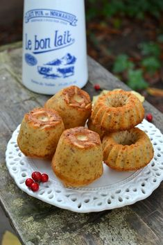 Mawa Cakes: Buttery, Cardamom-scented cakes from the Irani cafes of Bombay, made with the addition of Mawa (milk solids), a wonderful, nostalgic tea-time treat!