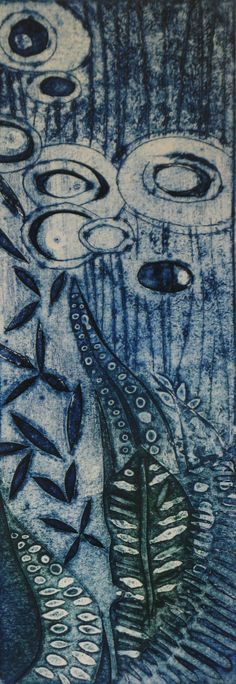 collagraph printing - Google Search
