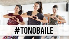 TONOBAILE DICIEMBRE 15 | Ejercitarse con una rutina de baile