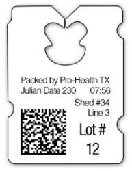 Pro-Health Adds Kwik Lok Trackers to Potato Packaging - Scannable technology to boost traceability in healthy potatoes