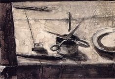 Richard Diebenkorn  Ink