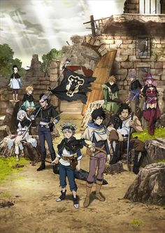 Voice actress Aya Uchida is joining the cast of Black Clover, a TV anime based on the fantasy adventure manga by Yūki Tabata, as a tiny wind spirit. Watch Black Clover, Black Clover Manga, Film Manga, Manga Anime, Anime Art, Tsundere, Fairy Tail, Ver Series Online Gratis, Arte Dark Souls