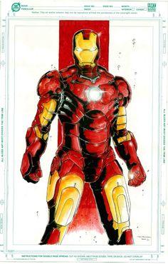 Iron man by Von Randal
