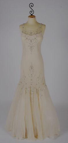 1930 wedding dresses