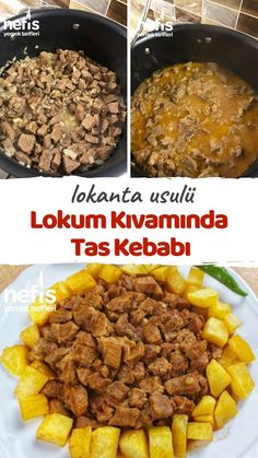 Dog Food Recipes, Snack Recipes, Cooking Recipes, Snacks, Turkish Recipes, Ethnic Recipes, Breakfast Lunch Dinner, Lamb, Food And Drink