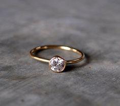 Moissanite diamond  engagement ring                                                                                                                                                                                 More