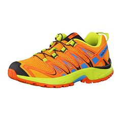 The XA Pro 3D is Salomon's proven Adventure footwear for the mountains with junior-specific fit and flex properties. Material: Synthetic.  http://shoes.bestselleroutlet.net/product-review-for-salomon-kids-xa-pro-3d-synthetic-running-sneakers/