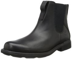 Timberland Men's 88580 Mt. Washington City Chelsea Boot,Black,9 M - http://authenticboots.com/timberland-mens-88580-mt-washington-city-chelsea-bootblack9-m/