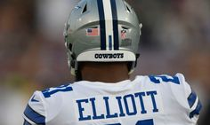 Cowboys goals are now limited in wake of Ezekiel Elliott suspension = When it comes to Ezekiel Elliott's six-game suspension tied to some very ugly domestic-abuse allegations, football should take the back seat. That said, there are obviously on-the-field repercussions as well that the Dallas Cowboys must deal with in the wake of....