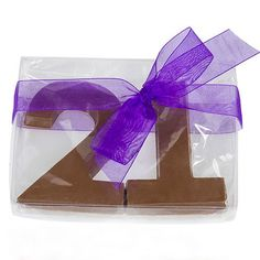 Delicious Solid Chocolate Numbers - Morkes Chocolates