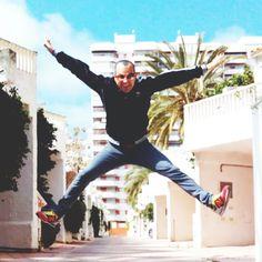 Pepo Bosser jump