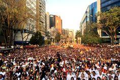 ¡MULTITUDINARIA ASISTENCIA! Así va la concentración de la oposición en Chacaíto (+Fotos+Video) Publicado: 20 febrero, 2016 / 6:23 pm / Sección: Noticias, Politica, Videos