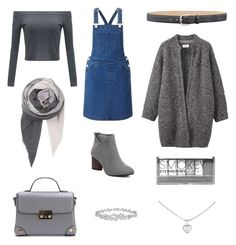 A fashion look from October 2016 featuring denim dresses, off shoulder shirt and cardigan coat. Browse and shop related looks. Off Shoulder Shirt, Harry Winston, Cartier, Miss Selfridge, Boohoo, Polyvore Fashion, Toast, Fashion Looks, Denim