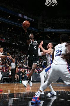 6d8ff7ae4f7 15 Best Brooklyn Nets images | Brooklyn Nets, Basketball, Netball