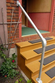 Simple Rail - Hybrid 55/C58 Railing Install