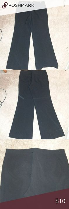 New York and Company Black Dress Pants size 12 New York and Company Black Dress Pants size 12. NO TRADES New York & Company Pants Boot Cut & Flare