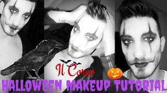 """Makeup Tutorial Halloween """"The Crow"""" Paoletta ci mostra la sua versione del corvo, spero che questo video vi sia di aiuto per il vostro Halloween/Carnevale, Buon divertimento. iscrivetevi al canale, grazie.Vincenzo #tutorial makeup #halloween makeup #halloween tutorial #il corvo #the crow #film horror #trucco corvo  #vvlog81 #corvo makeup #brandon lee #bruce lee #maschera corvo #halloween #carnevale #dolcetto scherzetto #1 novembre #notte halloween #festa @maschere halloween #makeup online"""