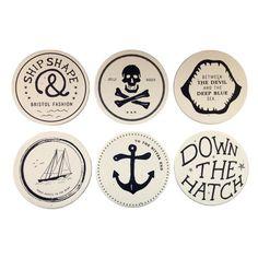<< drunken sailor coasters >>