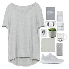 Ego by chloeflo33 on Polyvore featuring polyvore, fashion, style, Zara, NIKE, Topshop, Case-Mate, MAC Cosmetics, Byredo and clothing