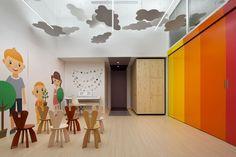 SWEET KIDS kindergarten. Kyiv, Ukraine on Behance