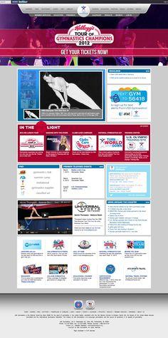 USA Gymnastics Gymnastics, Web Design, Tours, Usa, World, Sports, Inspiration, The World, Hs Sports