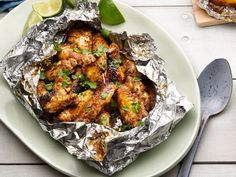 Baked coconut cilantro chicken. Add 1/3 cup coconut milk, lime juice and cilantro to chicken. Wrap in foil and bake at 375 for 45 minutes. For browned chicken, lightly sear or grill first.  Works great with tilapia, too