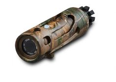 Tactacam bow stabilizer video camera in Realtree AP