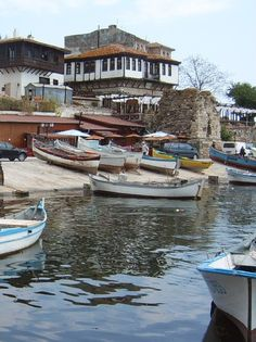 Nesebar, Burgas, Bulgaria, on the Bulgarian Black Sea Coast. The city is surrounded by the Burgas Lakes and located at the westernmost point of the Black Sea in southeastern Europe.