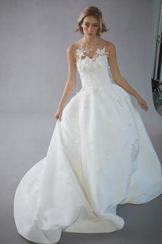 Bridal Dresses, Wedding Gowns, Spring, Bridal Fashion Week, Bridal Looks, Oscars, Bridal Collection, One Shoulder Wedding Dress, Ball Gowns