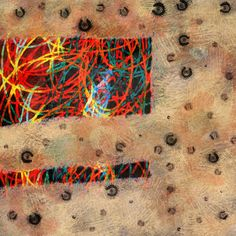 The Old Cells Studio - Michèle Brown Art: Tiny little critters - iPad painting