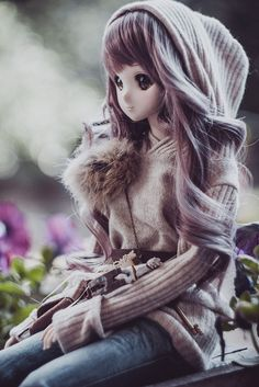 Mirai Suenaga Smart Doll by Katteffy