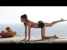FITNESS: SLIMMER, STRONGER BODY. BEST PILATES WORKOUT
