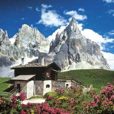 Baita Segantini - Dolomites - Italy - Valle di Primiero (Trento)