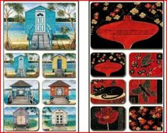 Capulet - placemats1 Tabletop, Painting, Art, Art Background, Table, Painting Art, Kunst, Paintings, Performing Arts