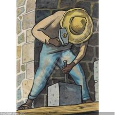 Considered the greatest Mexican painter of the twentieth century, Diego Rivera had a profound effect on the international art world. Diego Rivera Art, Diego Rivera Frida Kahlo, Famous Mexican Painters, Mexican Artists, Frida And Diego, Mexico Art, Statues, Colorful Wall Art, Mural Painting