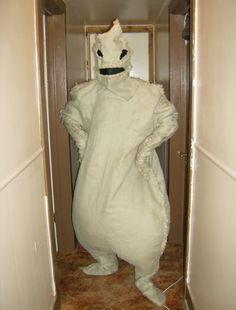 Nightmare Before Christmas Costume - Oogie Boogie