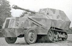 Pak40 auf S307(f) Somua