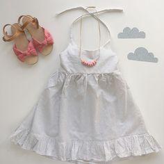 Edla Pieni Tiffanylle mekko | Mekko, Unelmien mekko