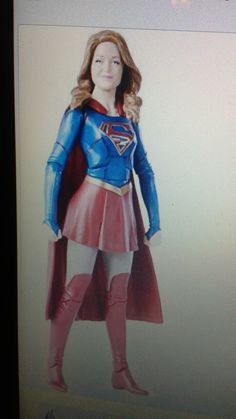 Supergirl $24.00 free shipping