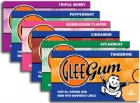 This is the only gum that I can recommend for those looking for a GMO free gum that is free of artificial colors and flavors and is actually made with chicle—a tree sap harvested sustainably to help conserve the Rainforest.  Try it and those of us that were a kid many years ago will remember what it was like to chew real gum, and those that have never had the opportunity to have gum without all the chemicals will find out how much better it can taste and chew.  Love this gum.