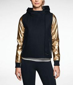 Cutest Things At Nike Right Now | The Glam Varsity Jacket: Nike Destroyer Butterfly