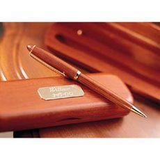 Rosewood Pen & Case @studioNotes