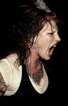 Every time Walls of Jericho comes on my iPod I feel like it's 1999 Hell Fest all over.  #WhatHappenedToMyYouth?