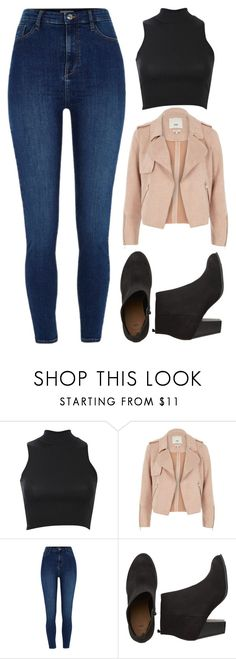 """Untitled #131"" by kimmie-aiken on Polyvore featuring Pilot and River Island"