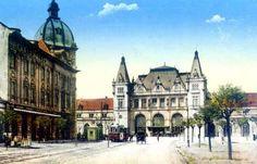 Timisoara - Gara - 1917